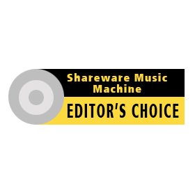 shareware music machine editors choice