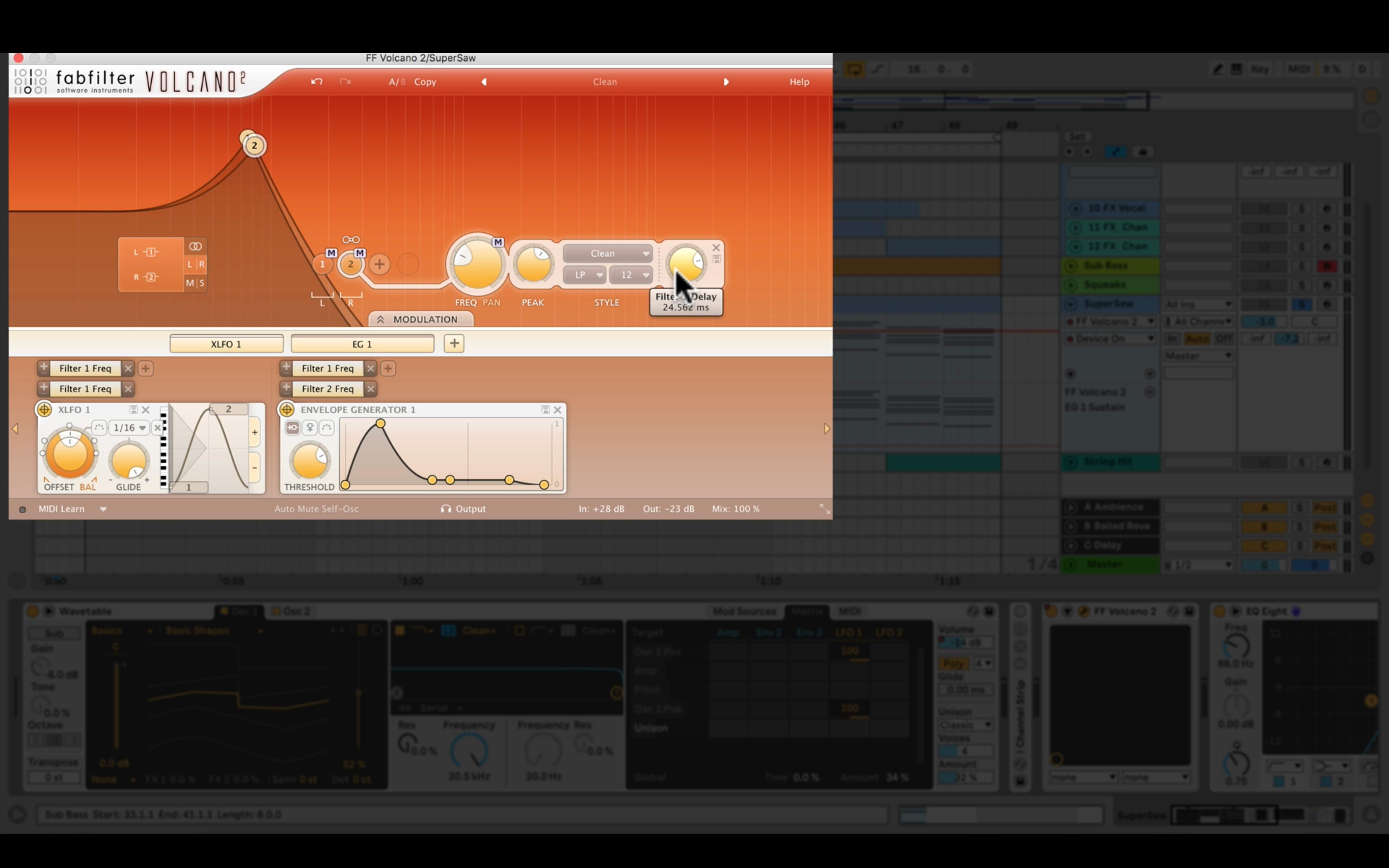 LFO Chords Filter Tutorial
