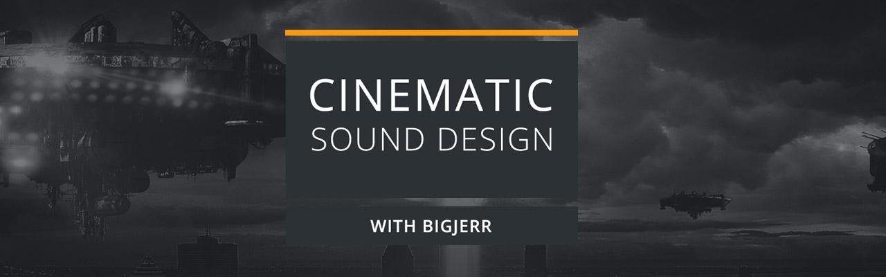 Cinematic Synthesis & Sound Design Webinar Livestream