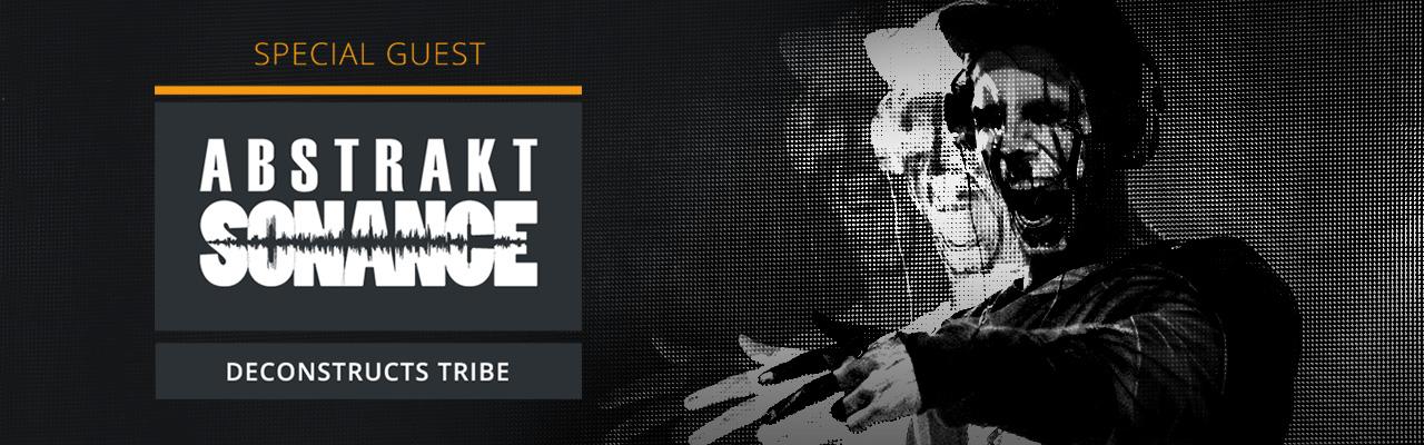 Abstrakt Sonance - Deconstructs Tribe Livestream Webinar