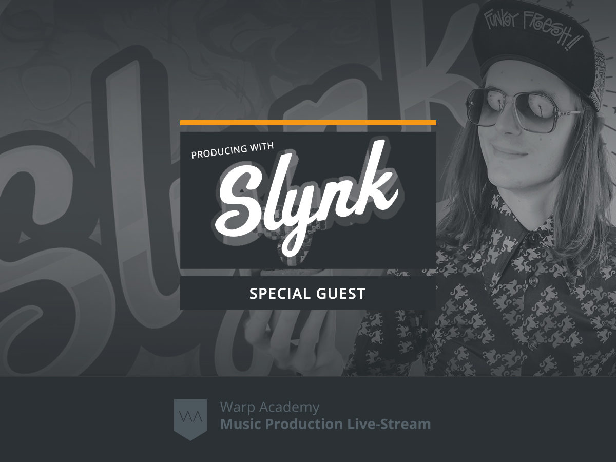 Ableton Live Production with, Funk Master, Slynk