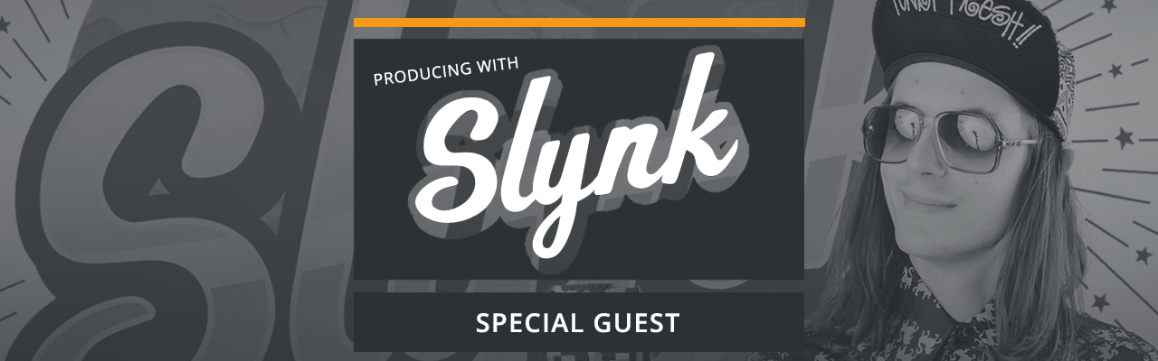 Producing electronic music with Slynk