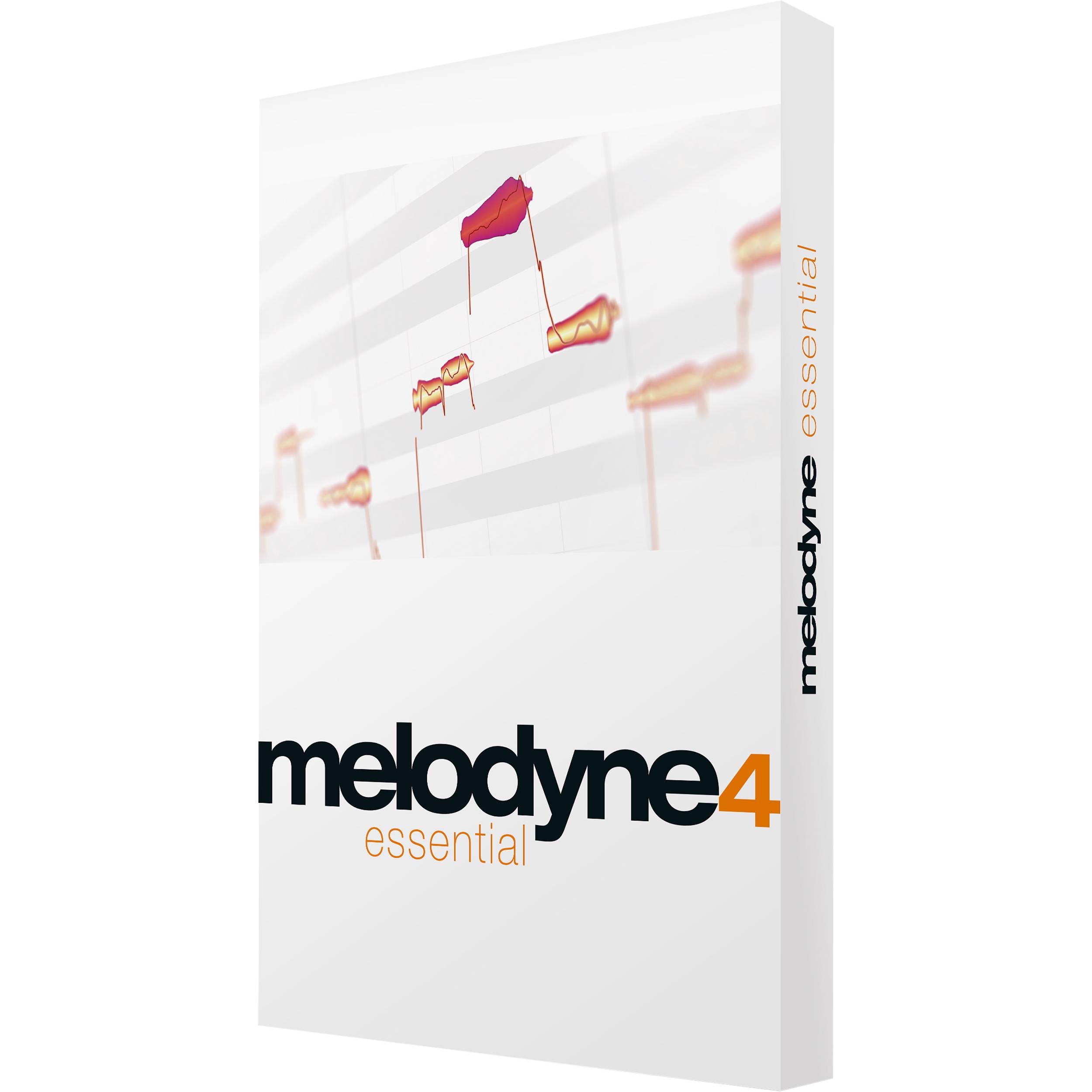 Celemony Essential Melodyne