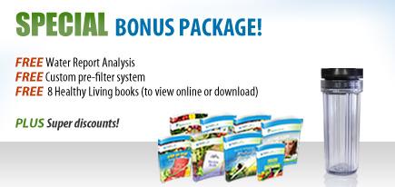 Special Bonus Package