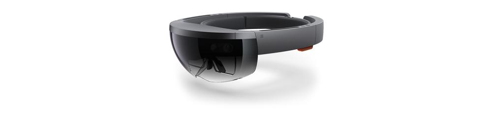 Microsoft HoloLens VR headset