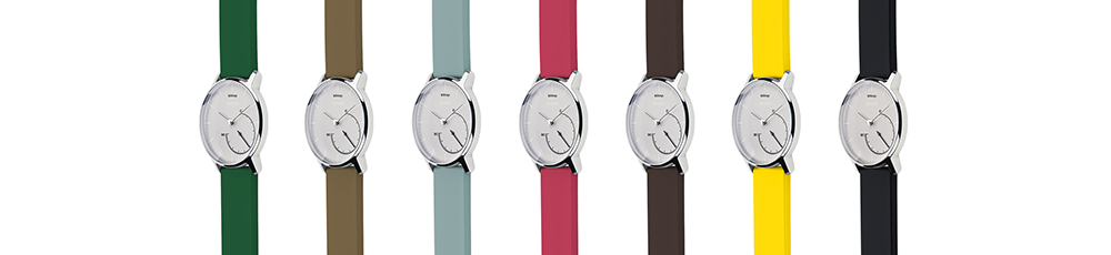 Withings Activite Steel wearable activity tracker