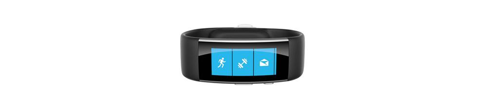 Microsoft Band wearable tech