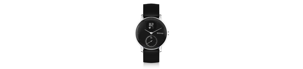 Withings Steel HR watch