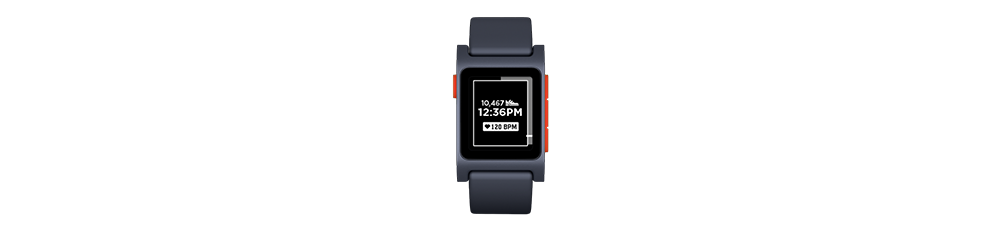 Pebble 2 watch