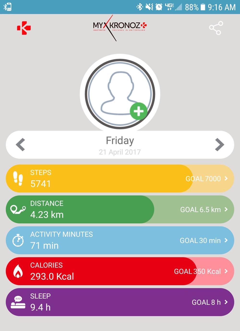 ZeSport app