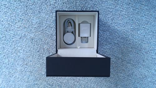 Huawei Watch in box