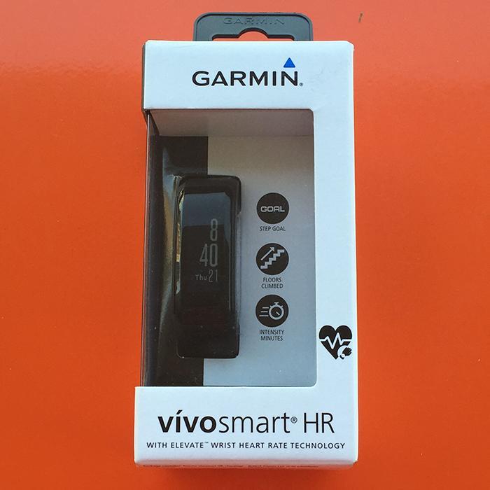 Garmin in box