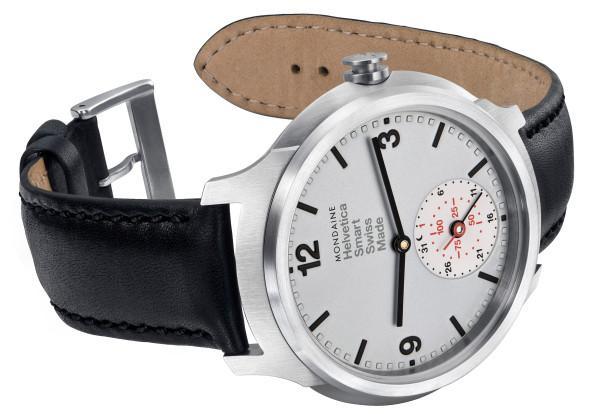 Monodaine Helvetica No.1 Analog Smartwatch