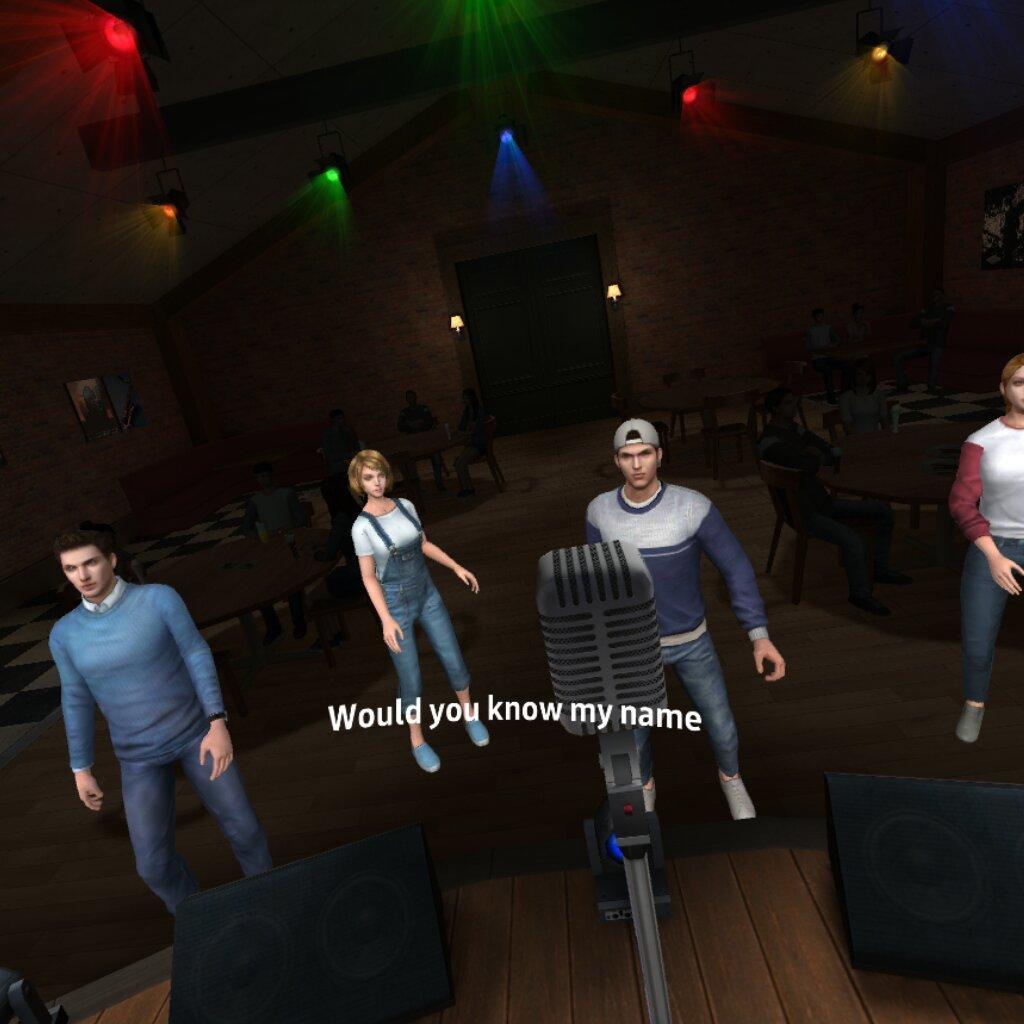 Gear VR Karaoke