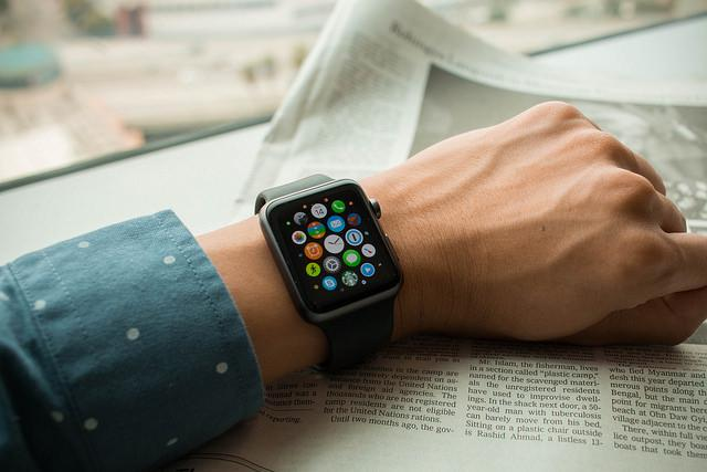 Apple Watch smartwatch games
