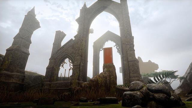 Screenshot from Sansar development