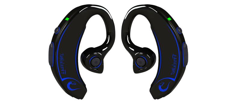 Bluetooth wireless earbuds by FreeWavz, VOXX