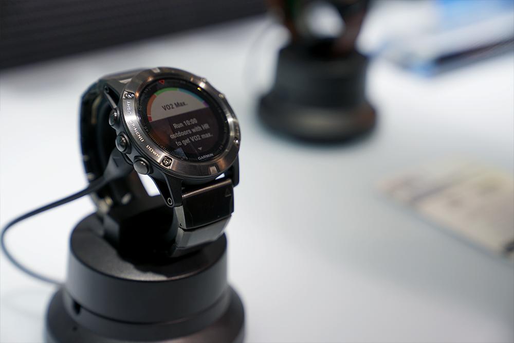 Garmin Fenix 5 smartwatch