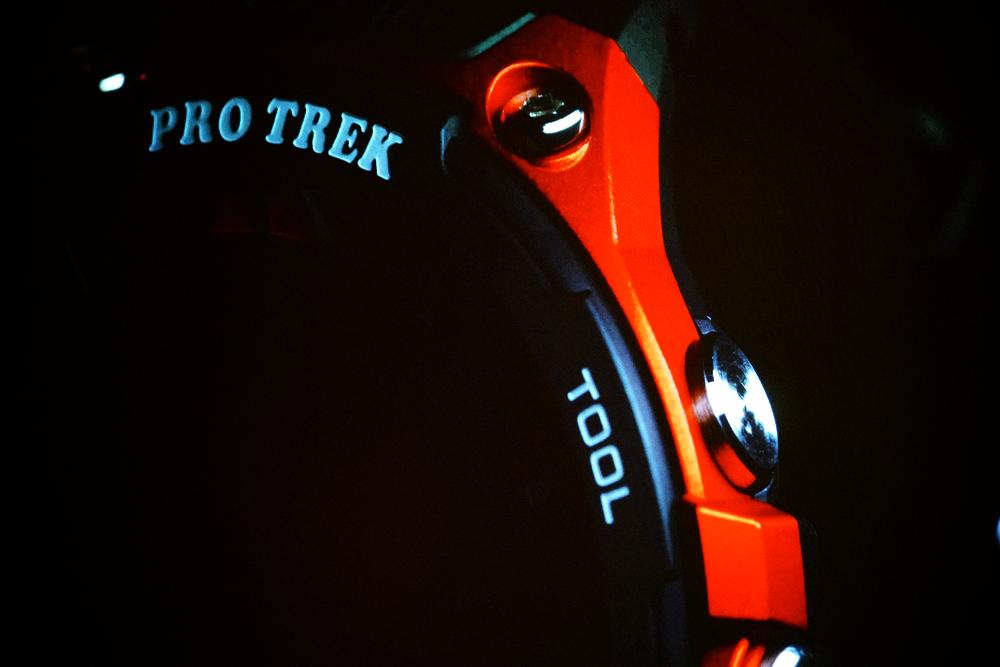 Casio Pro Trek smartwatch WSD-F20