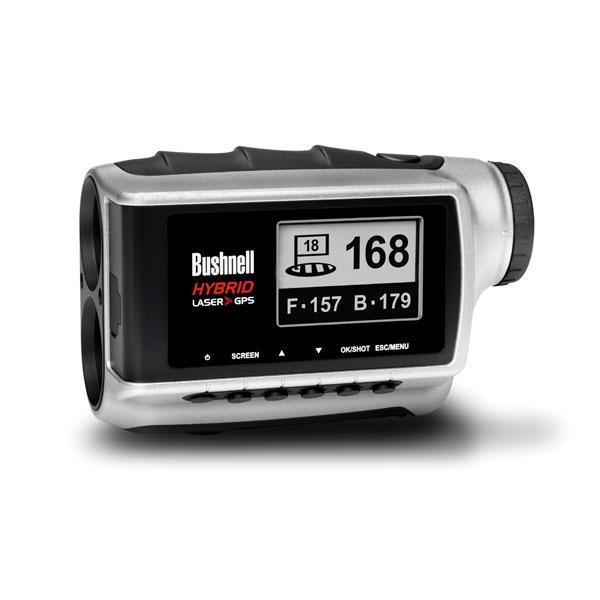 Bushnell Hybrid GPS Viewfinder Laser