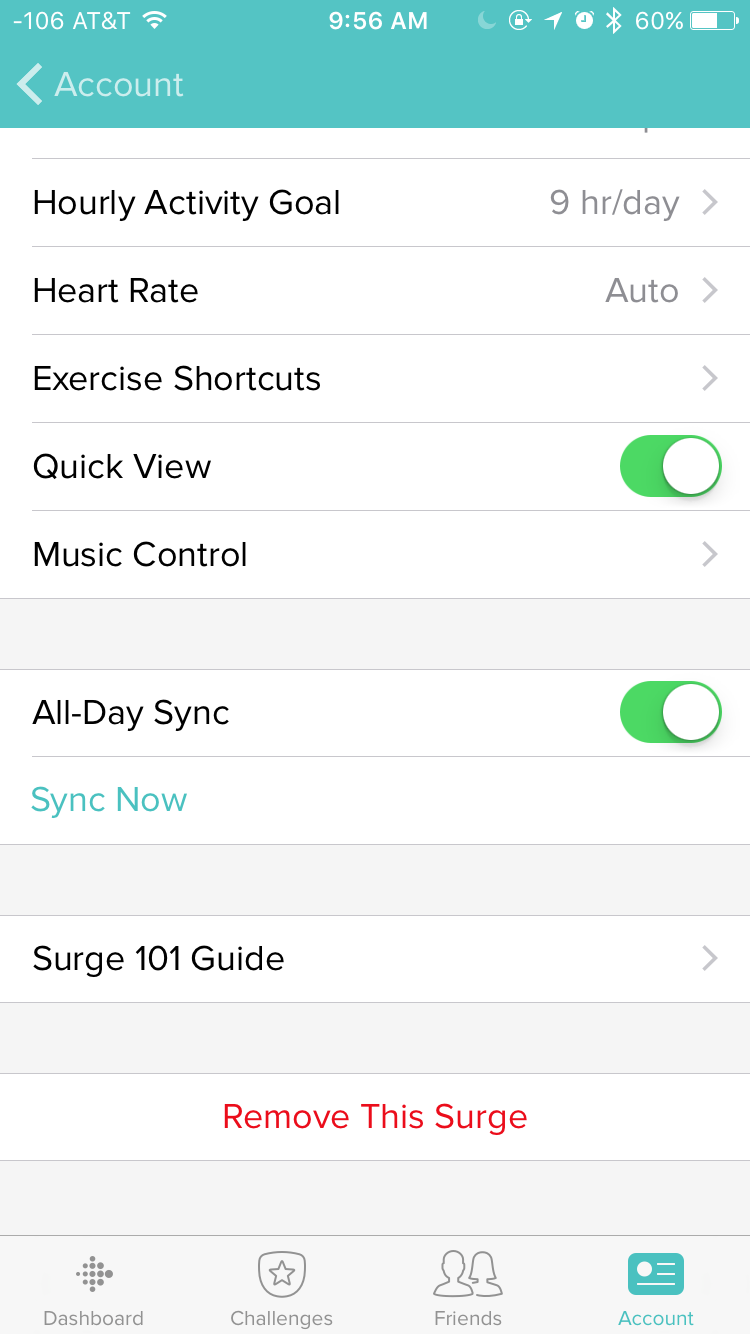 iPhone All-Day Sync And Sync Now