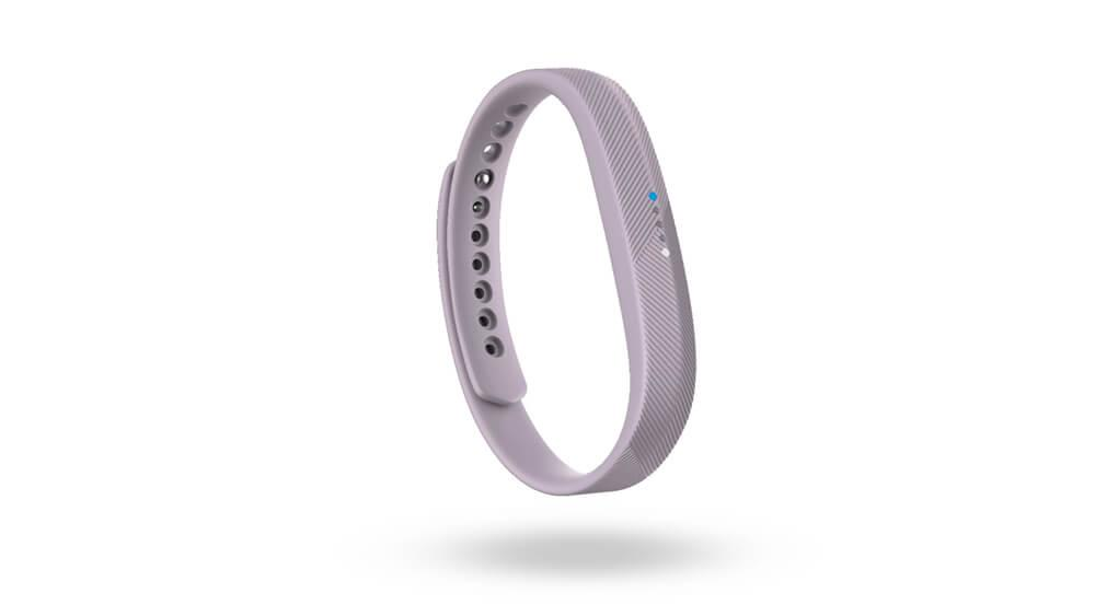 Fitbit Flex 2 lights