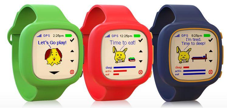 AmbyGear Kids Smartwatch