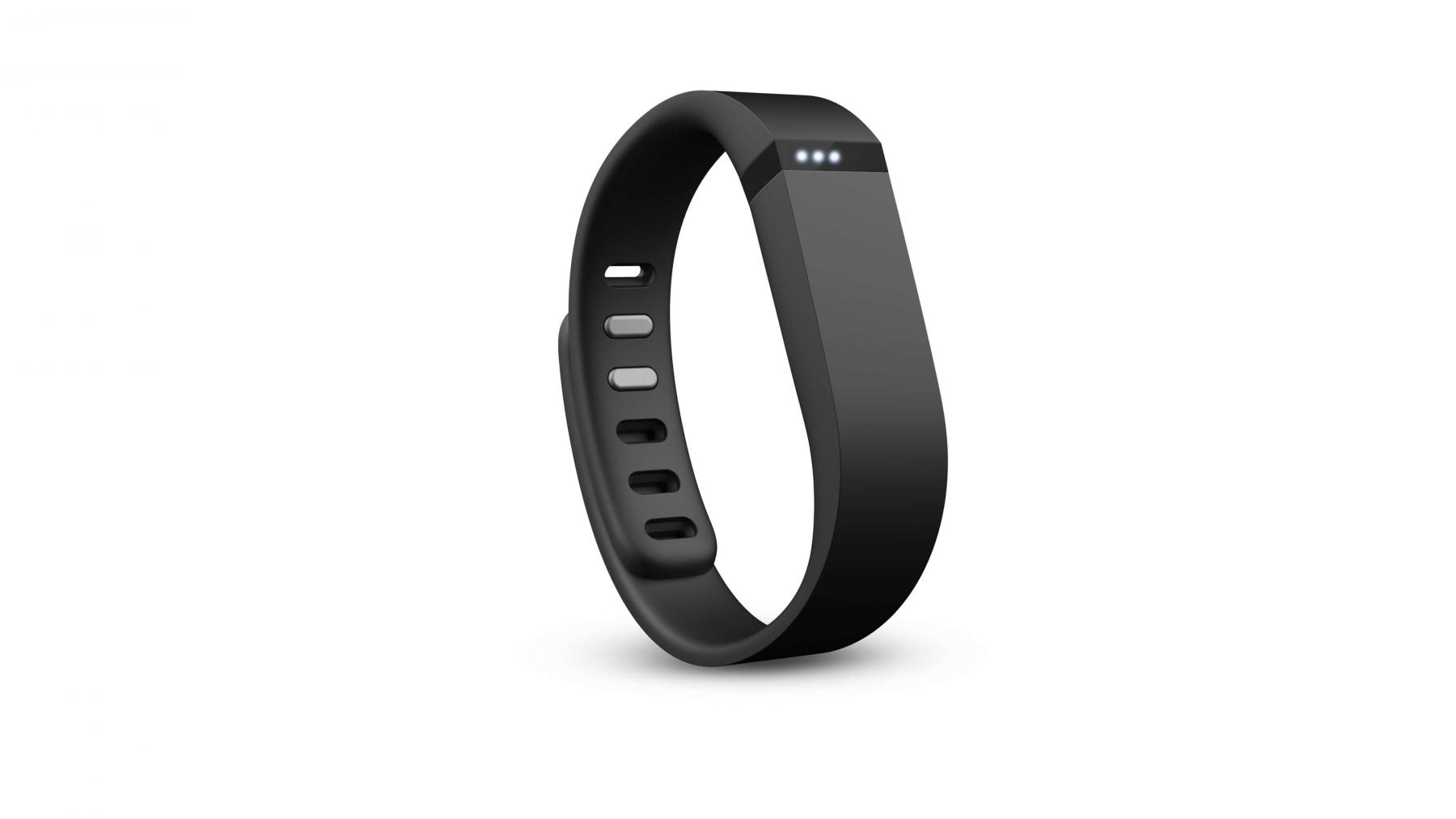 Fitbit Flex lights