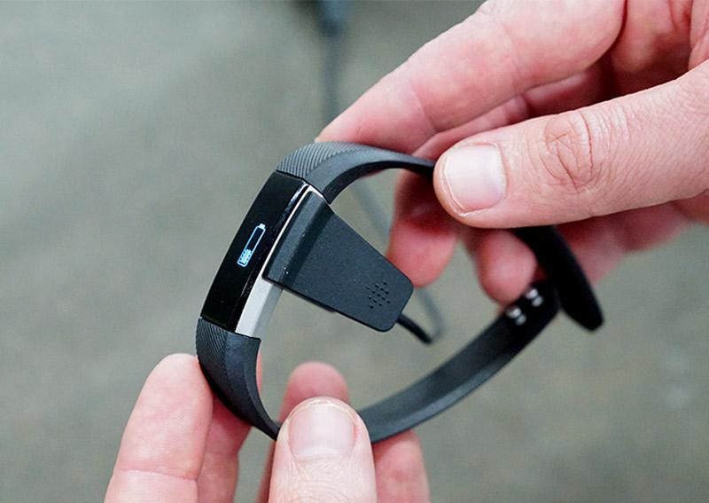 Fitbit Alta Charging