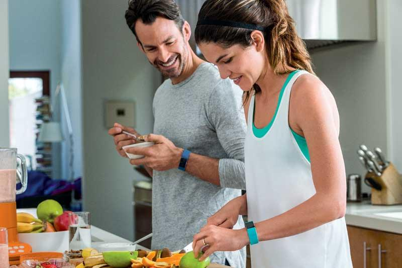 Fitbit Cooking