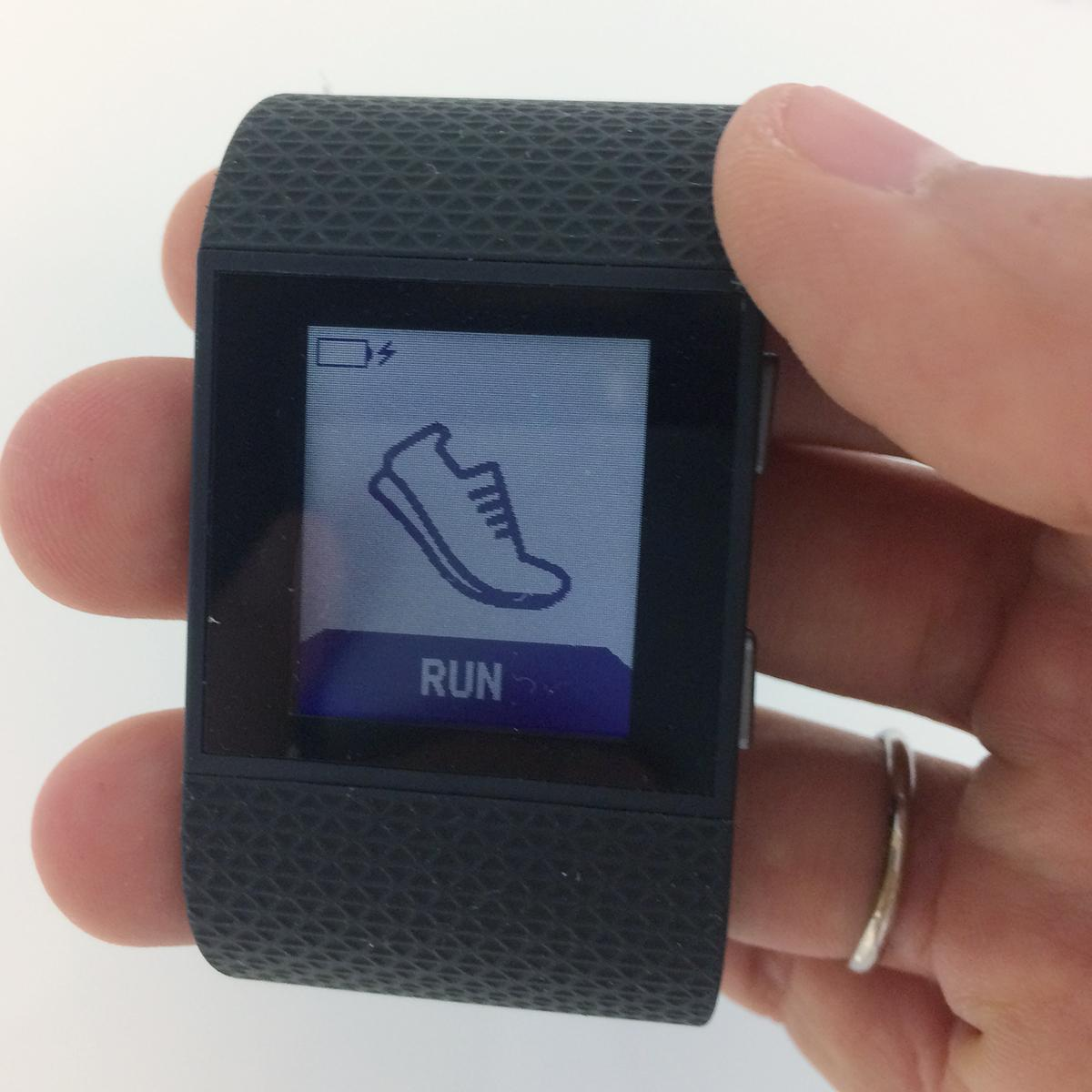 Fitbit Surge for Fitbit comparison
