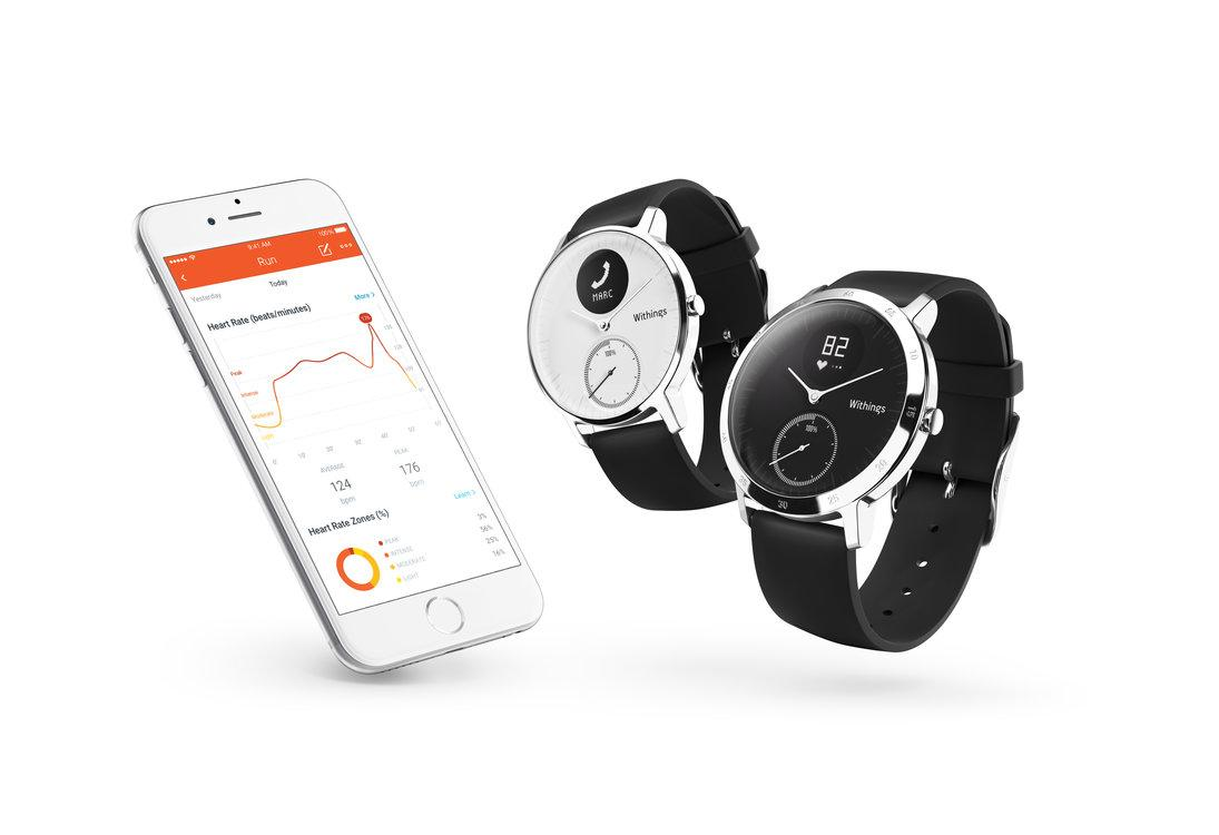 Withings Steel HR review with app