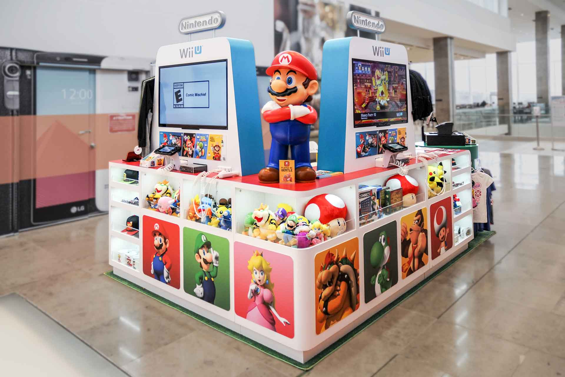 Nintendo MallTour2015 2