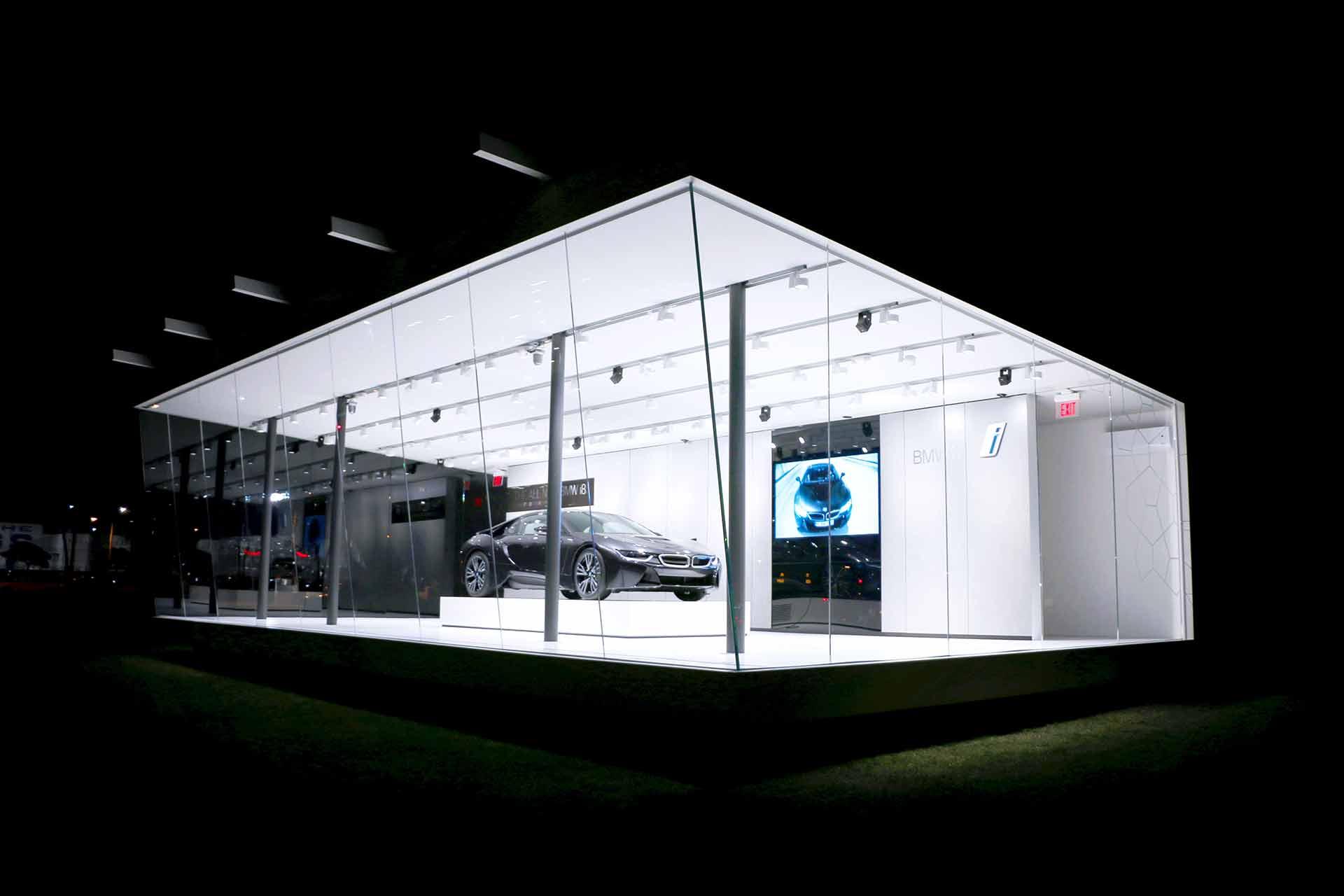 pavillions-BMW i8Launch 6 DS