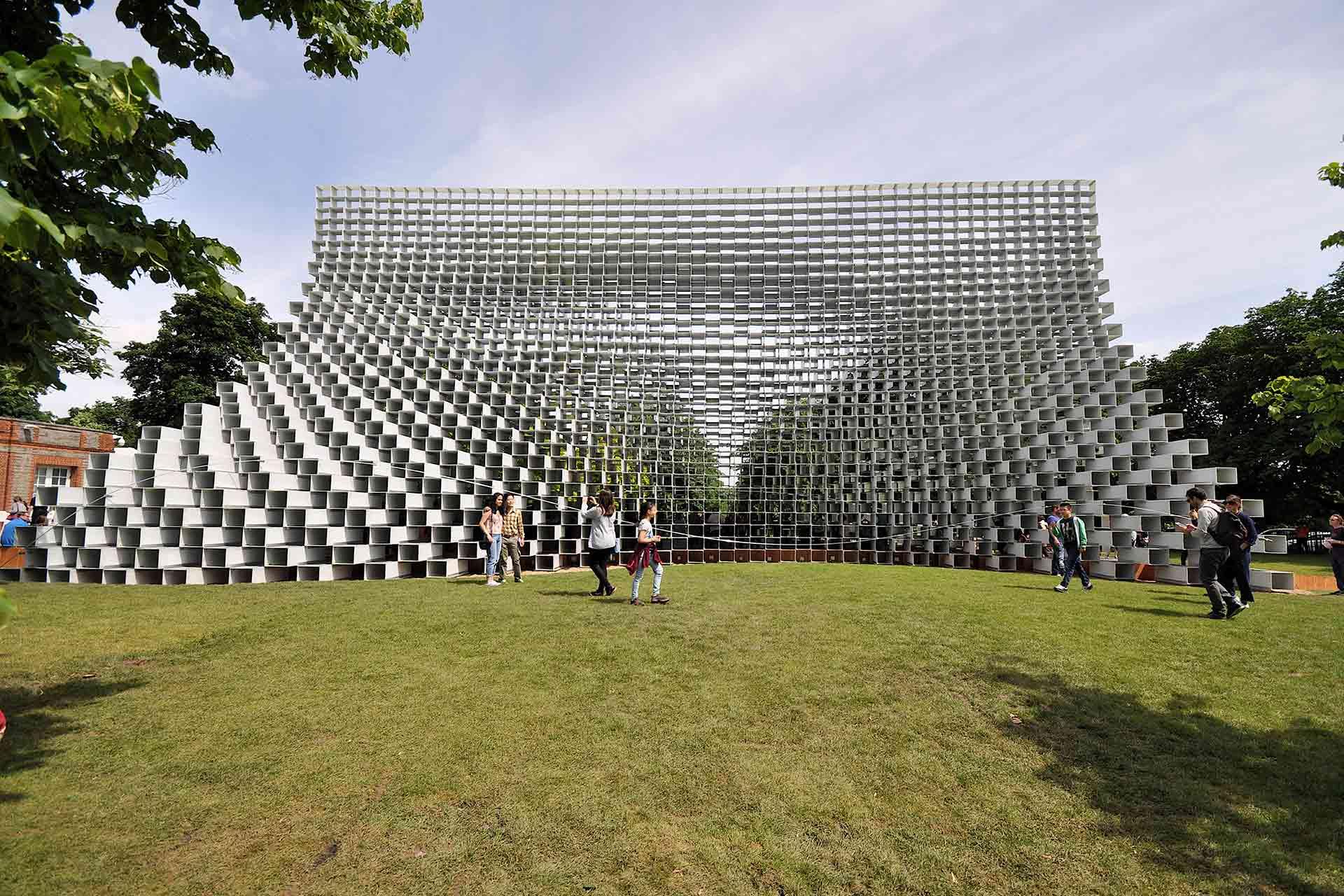 Serpentine Pavilion ASTOUND PR 5