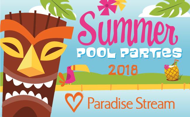 Paradise Stream Poolside DJ Series