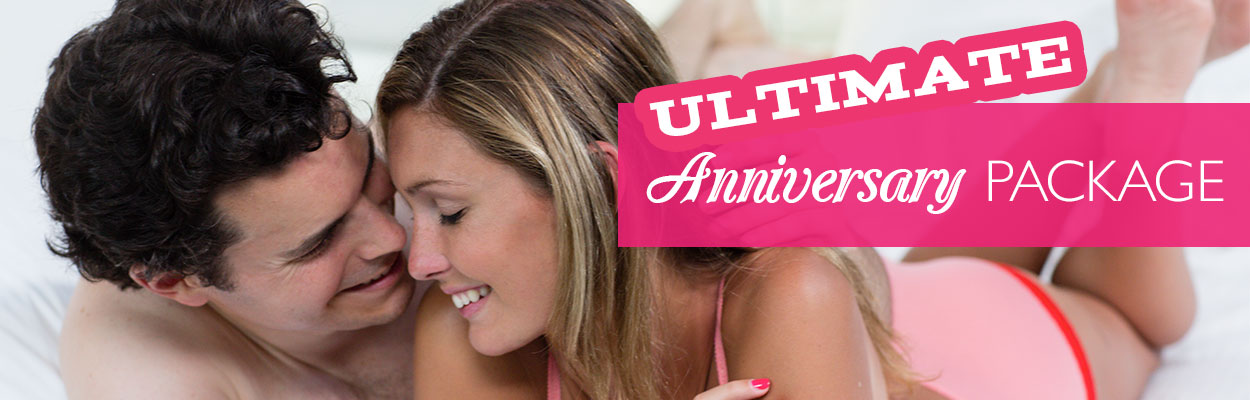 ultimate anniversary package