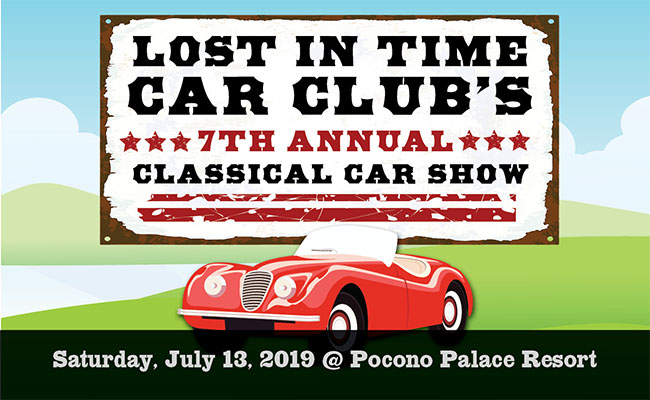 Lost in Time Car Club's 7th Annual Classic Car Show