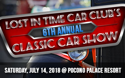 Lost in Time Car Club's 6th Annual Classic Car Show