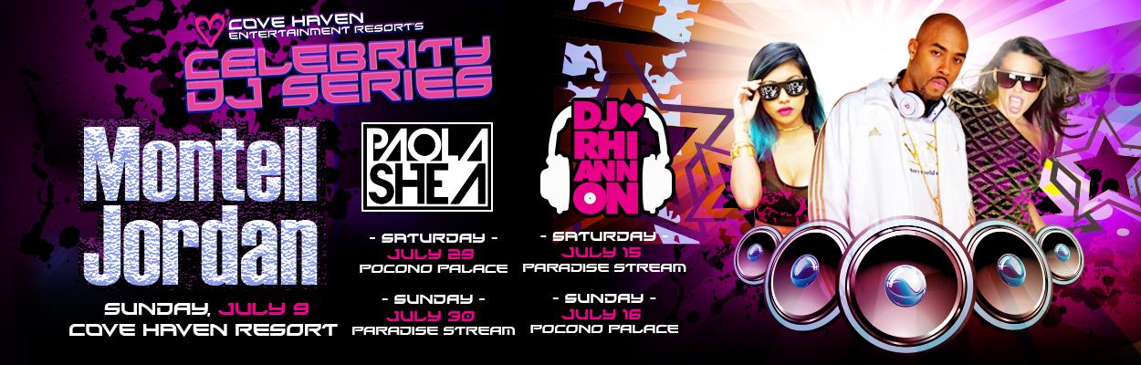 Celebrity DJ Series