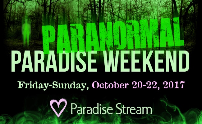 Paranormal Paradise Weekend