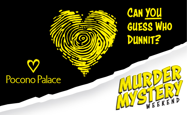 June Murder Mystery Weekend!
