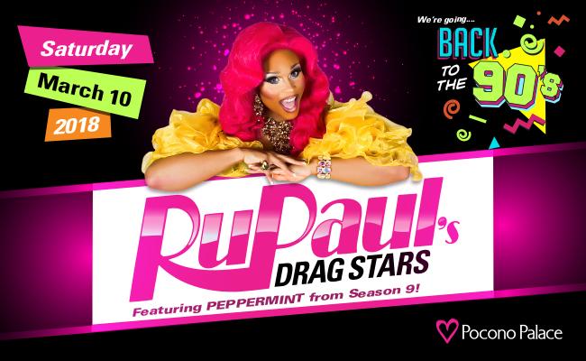 RuPaul's Drag Stars