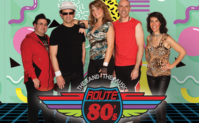 Route 80s