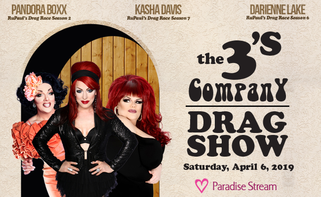 The 3's Company Drag Show