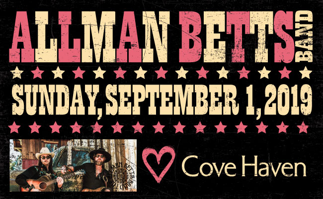 Devon Allman with Special Guest Duane Betts!