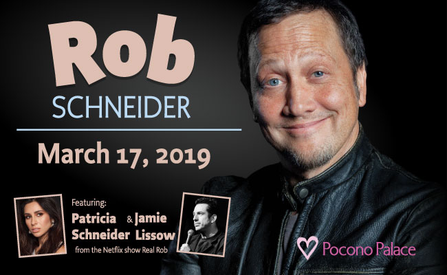Rob Schneider & Cast of Real Rob