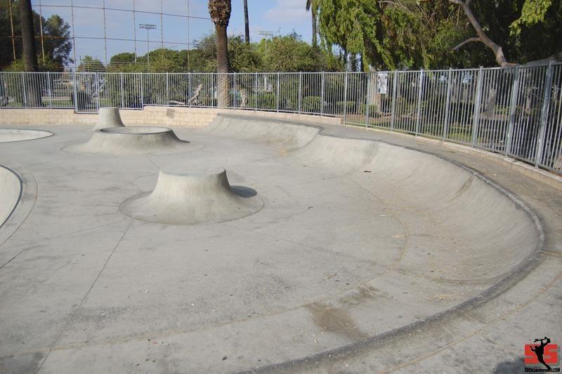 anaheim west skatepark, anaheim, california