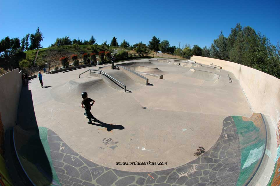 auburn skatepark, auburn, california