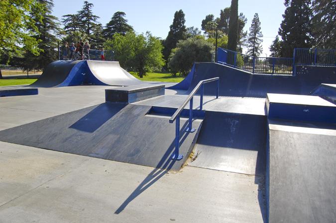 banning skatepark, banning, california